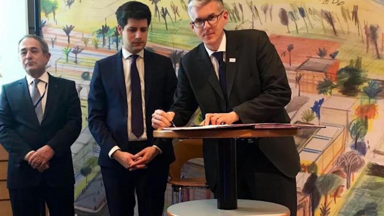 signature charte bois