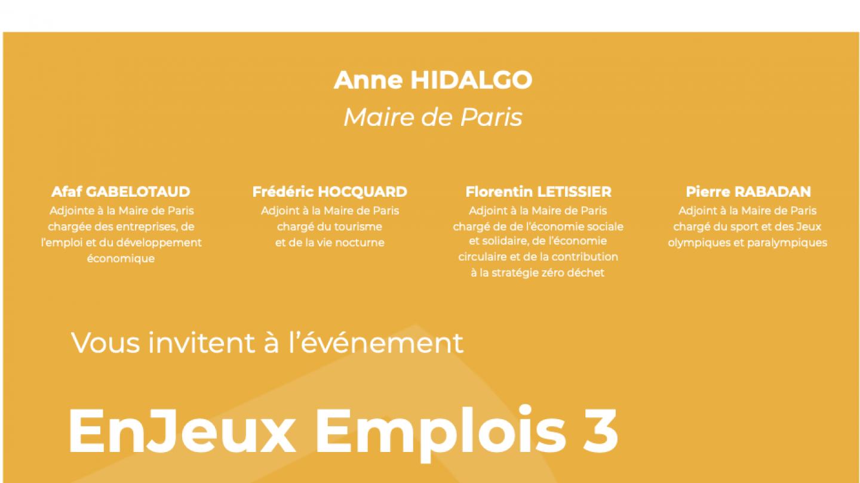 Invitation Enjeux Emplois 3